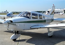 Piper Warrior (N4406X)